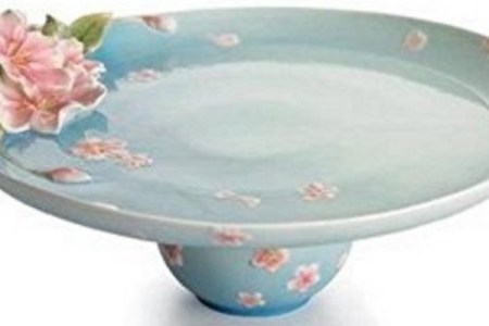 Franz Porcelain Cake Plates