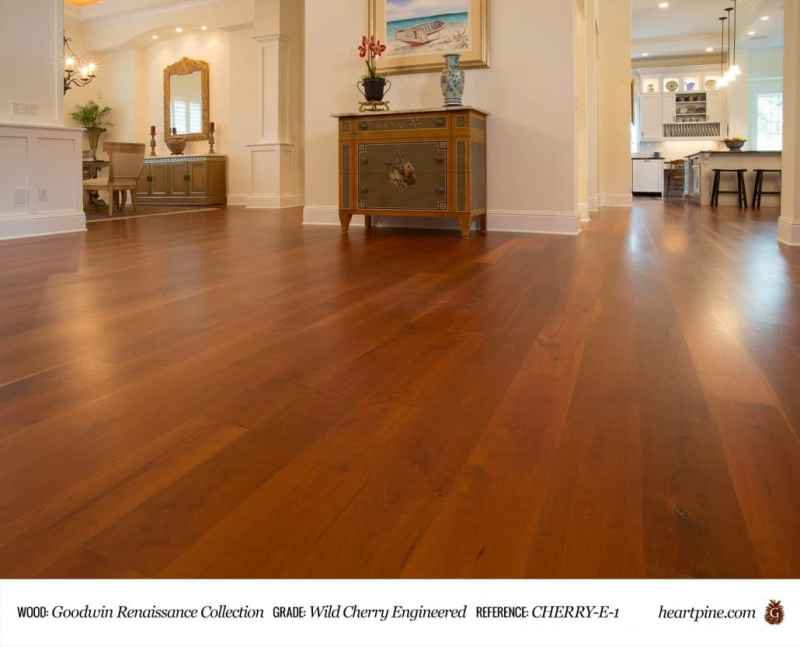 Large Of Cherry Wood Flooring