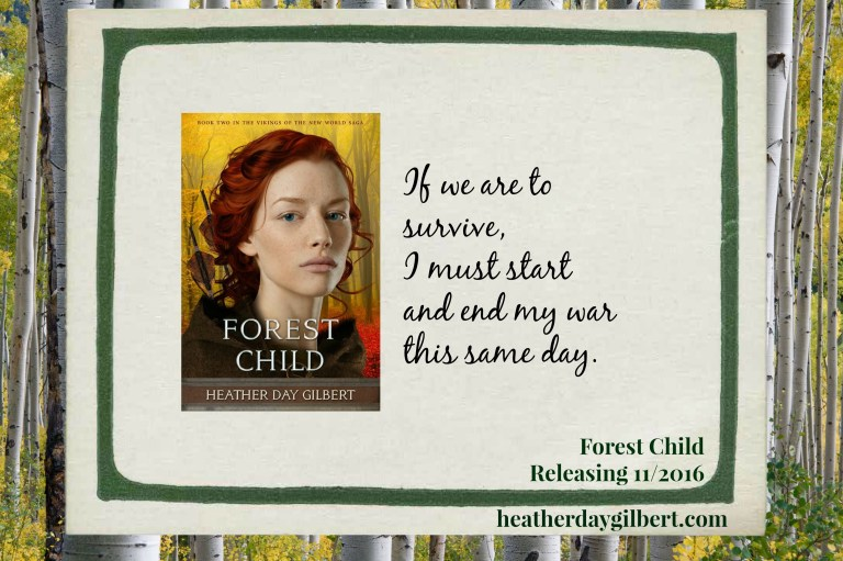 Forest Child quote