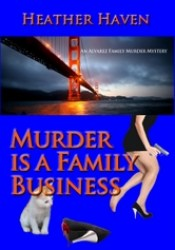 Murder Is A Famly Business book cover