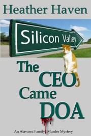 The CEO Came DOA book cover