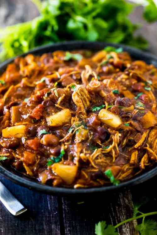 Flagrant Easy Ken Chili My Bbq Ken Chili Is Not Only Easy To Won A Few Chili Instant Pot Bbq Ken Chili Made Cream Cheese Easy Ken Chili No Beans