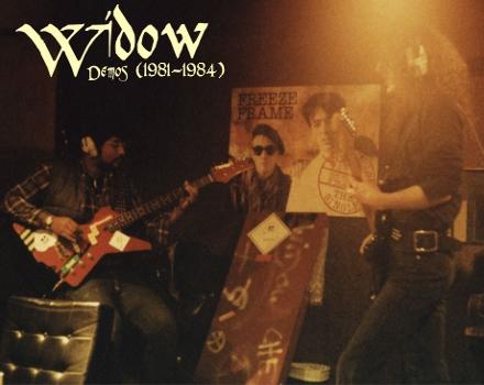 WIDOW-NWOBHM