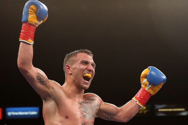Vasyl Lomachenko Is Just What Boxing Needs