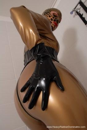 rubber domination