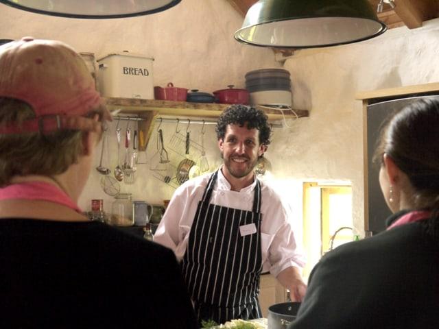 Mark Devonshire, Chef at Fat Hen