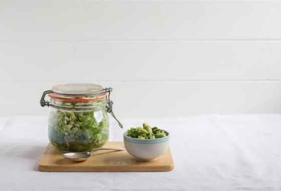 Marinated Broad Beans