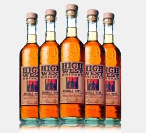 High West Rye Whiskey