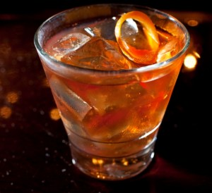 Meat Market Maple Old Fashioned