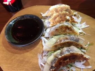 kombawa restaurant bangkok balckcod dumplings