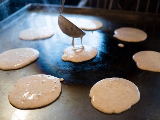 NJWFF Food pancake griddle