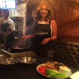 Celebrity Chef Ingrid Hoffman