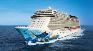 Križarka Norwegian Escape