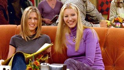 11. Phoebe Buffay (Lisa Kudrow) - Prijatelji