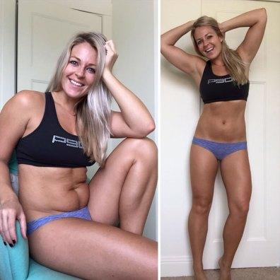 Neverjetna telesna transformacija