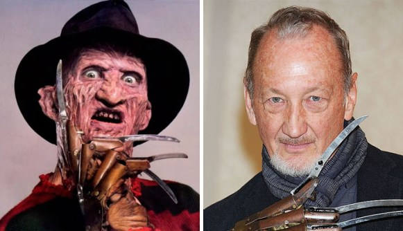Freddy Krueger – Robert Englund (A Nightmare On Elm Street, 1984)