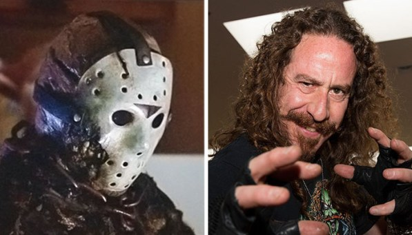 Jason Voorhees – Ari Lehman (Friday The 13th, 1980)