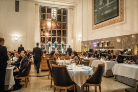 1. mesto: Eleven Madison Park, New York, ZDA (3)