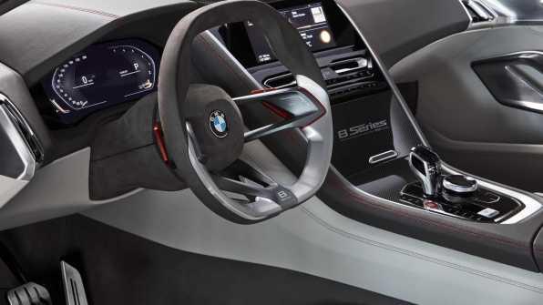 Novi BMW serije 8: koncept, ki napoveduje kralja kupejev