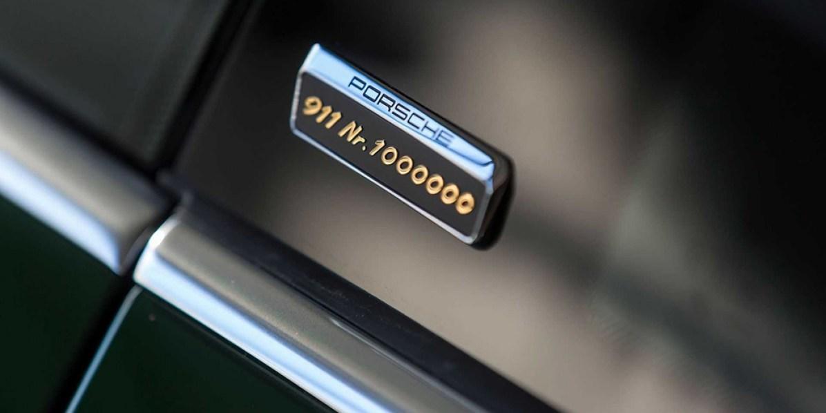 Porsche 911 – milijonti primerek je res nekaj posebnega!