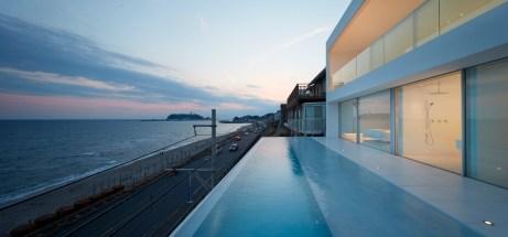 Počitniška hiša na Japonskem