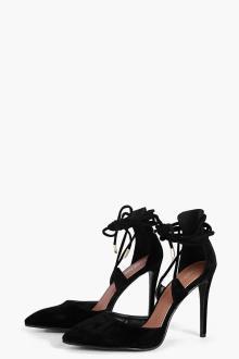 Boohoo, čevlji s peto Lucy