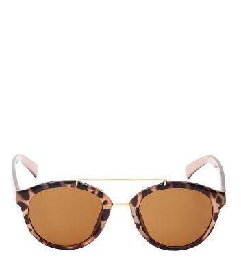 New Look, okrogla sončna očala
