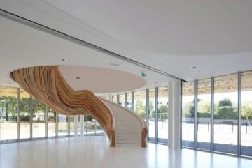 Tetrarc stopnišče