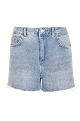 MOTO, kratke hlače z visokim pasom