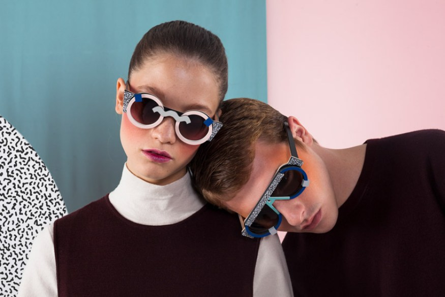 Sončna očala Nina Mûr v poklon velikemu Ettoreju Sottsassu