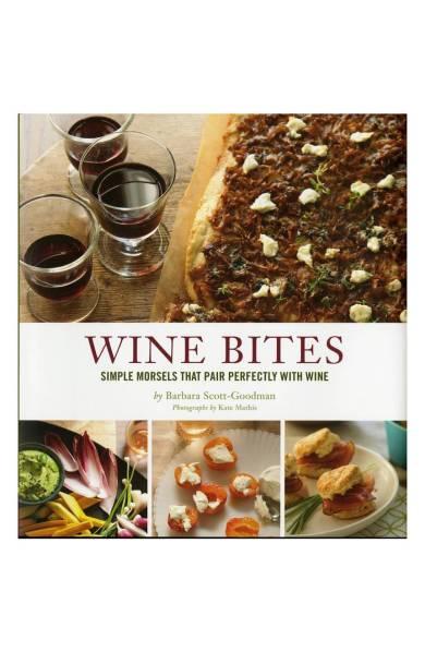 Knjiga o prigrizkih ob vinu (23 evrov)