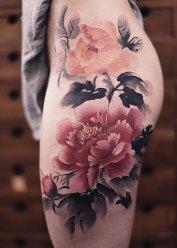 Čudoviti kitajski tatuji so prava umetnost.