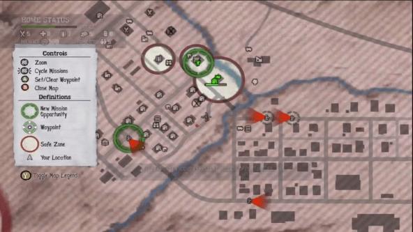 SoD map