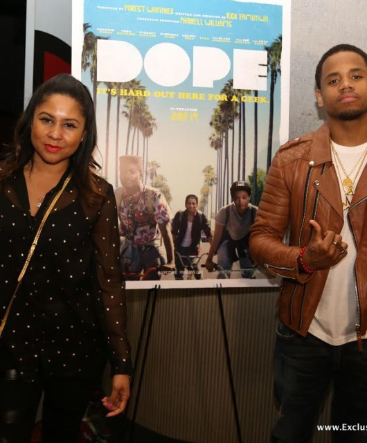 135th Presents DOPE NYC screening photos by ExclusiveAccess.Net