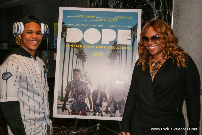 135th DOPE NYC screening