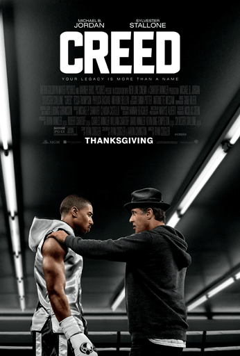 CREED Final Rated One sheet