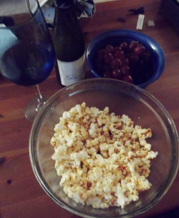 Cayenne Curry Popcorn Glen Manor Wine