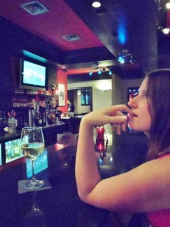 What if... restaurant bar