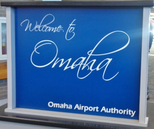 Welcome to Omaha Airport