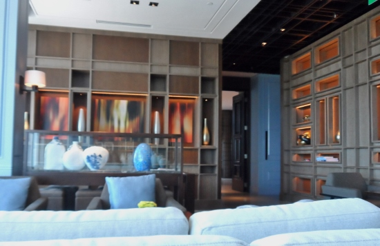 Grand Hyatt Macau Club Lounge