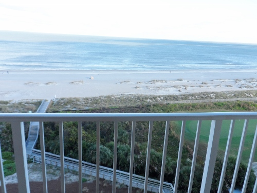 Omni Amelia Island Plantation Resort ocean view balcony