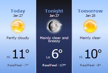 Barrow Alaska Winter Weather