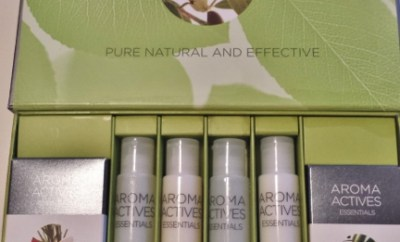 Aroma Actives Doubletree bath amenities shampoo conditioner soap
