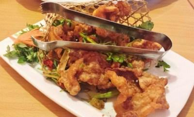 Peter Chan Arlington restaurant review Crispy Pork Belly