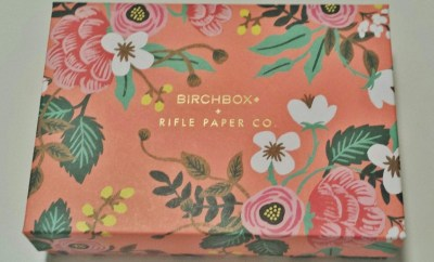 2015 Birchbox April