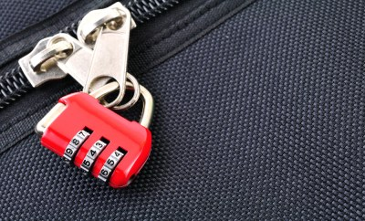 suitcase combination lock for luggage