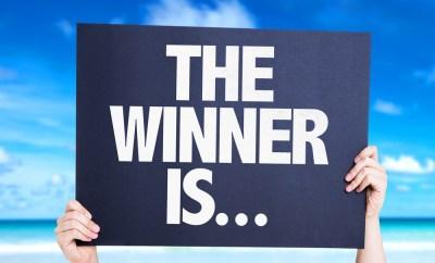 winner is beach