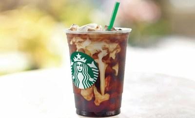5 for 10 Starbucks Groupon