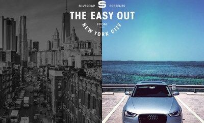 Silvercar The Easy Out NYC rentals