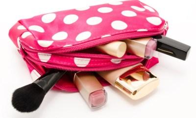 amenity kit inflight beauty products